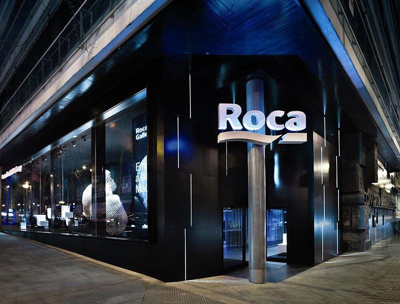 la firma roca ha inaugurado en madrid su segundo roca gallery un lugar donde conocer a travs de la interaccin con el espacio la historia