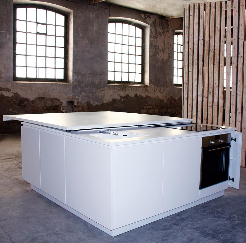 dimension mueble cocina: