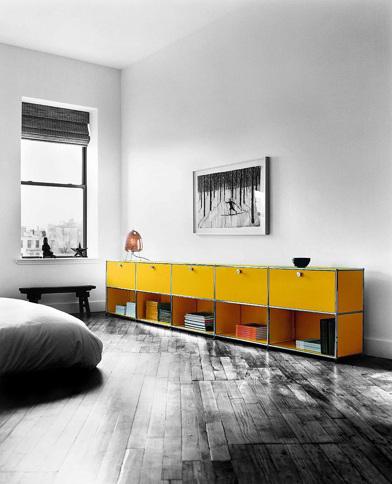 Arkitektura Dedica Una Exposici N Al Sistema Modular Usm  # Muebles Modulares Lukar