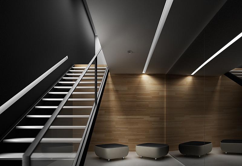 Plightster nuevo concepto de iluminaci n arquitect nica - Sistemas de iluminacion interior ...