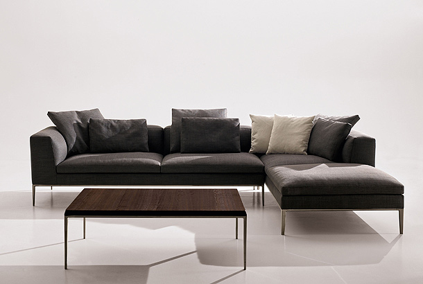 citterio y piva firman las primeras novedades de b b italia para 2012 interiores minimalistas. Black Bedroom Furniture Sets. Home Design Ideas