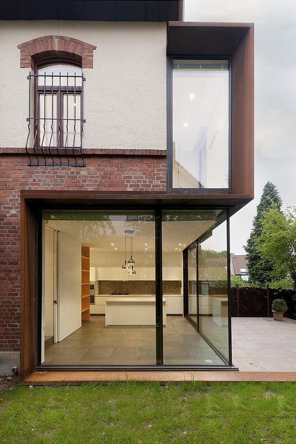 Baño Con Vista Al Jardin:Cocina y baño con vistas al jardín, por el estudio EXAR Architecture