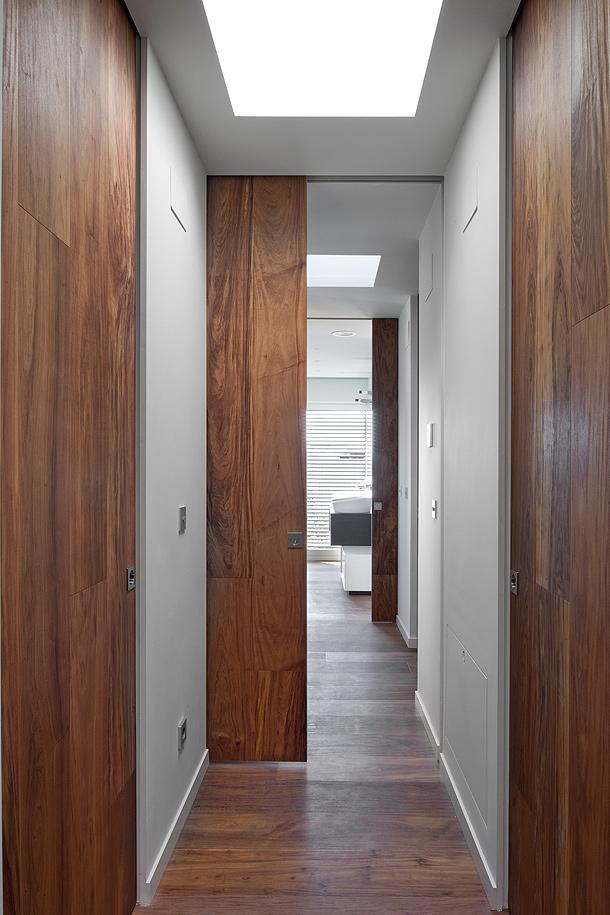 Go abs corredera de krona puertas correderas est ticas y for Puertas de madera interiores minimalistas