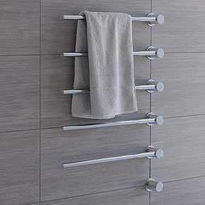 Radiador toallero t39 del estudio aarhus arkitekterne for Toallero para ducha