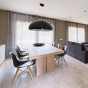 Moderno dise o interior en una casa en sant cugat por cm2 disseny - Spa sant cugat ...