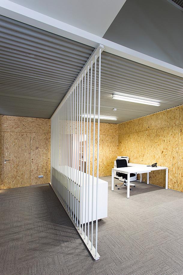 Nuevas oficinas de cacaolat por pilar l bano y jaume pons for Diseno oficinas industriales