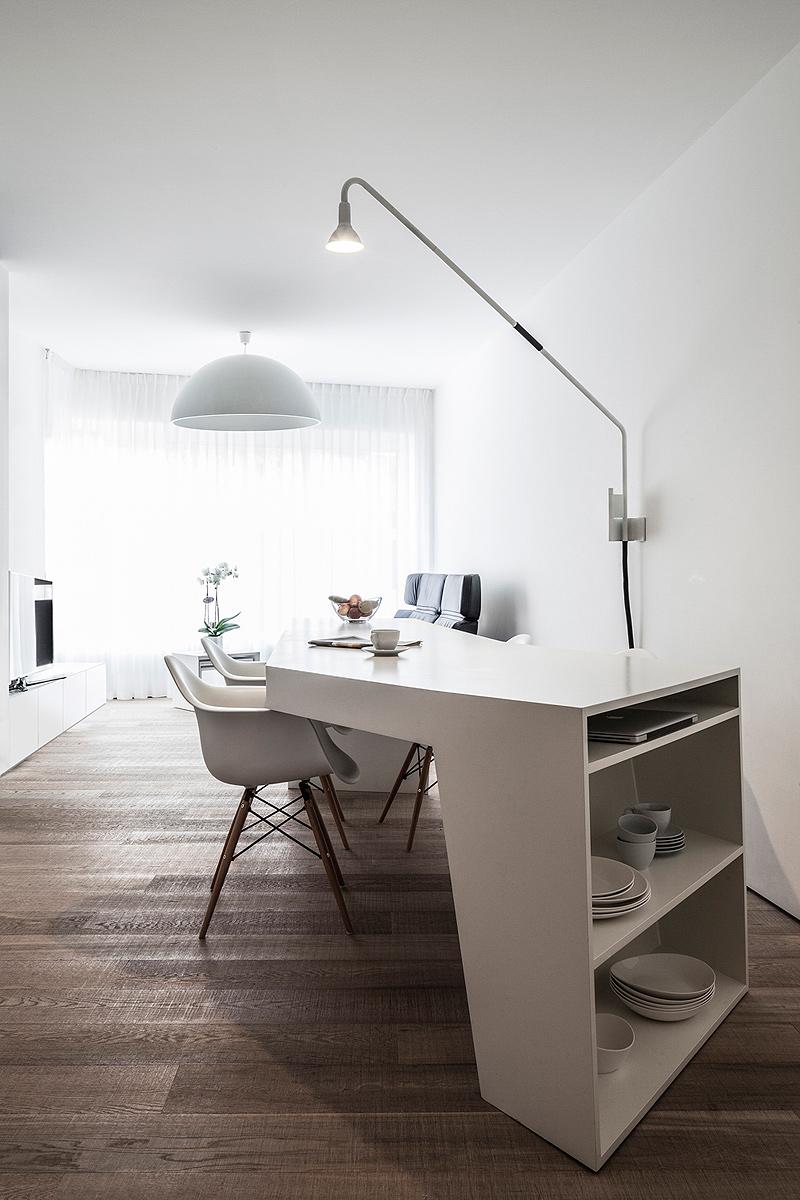 Loft adaptado en Bélgica, por C.T. Architects