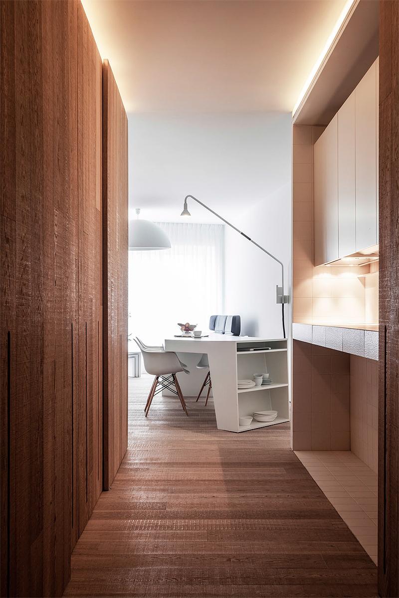 Loft Adaptado En B 233 Lgica Por C T Architects