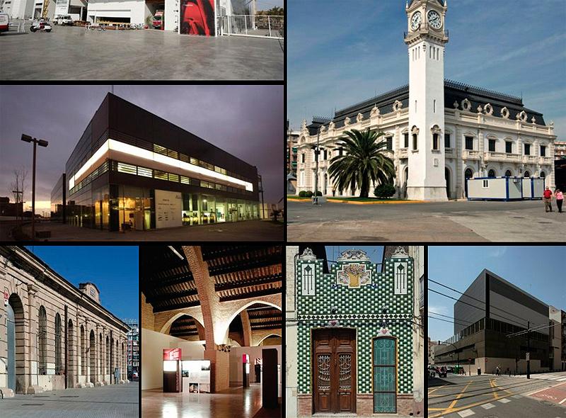 Rutas guiadas por arquitectos en nos vemos en valencia - Arquitectos en valencia ...