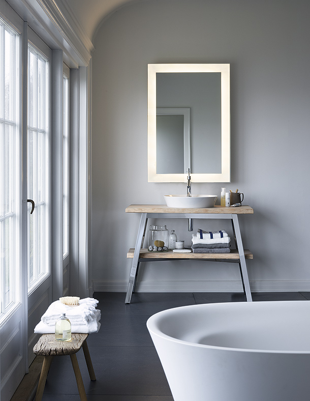 duravit presenta la colecci n cape code de philippe starck. Black Bedroom Furniture Sets. Home Design Ideas