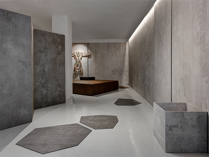 Resumen semanal de interiores minimalistas - Pavimentos ceramicos interiores ...