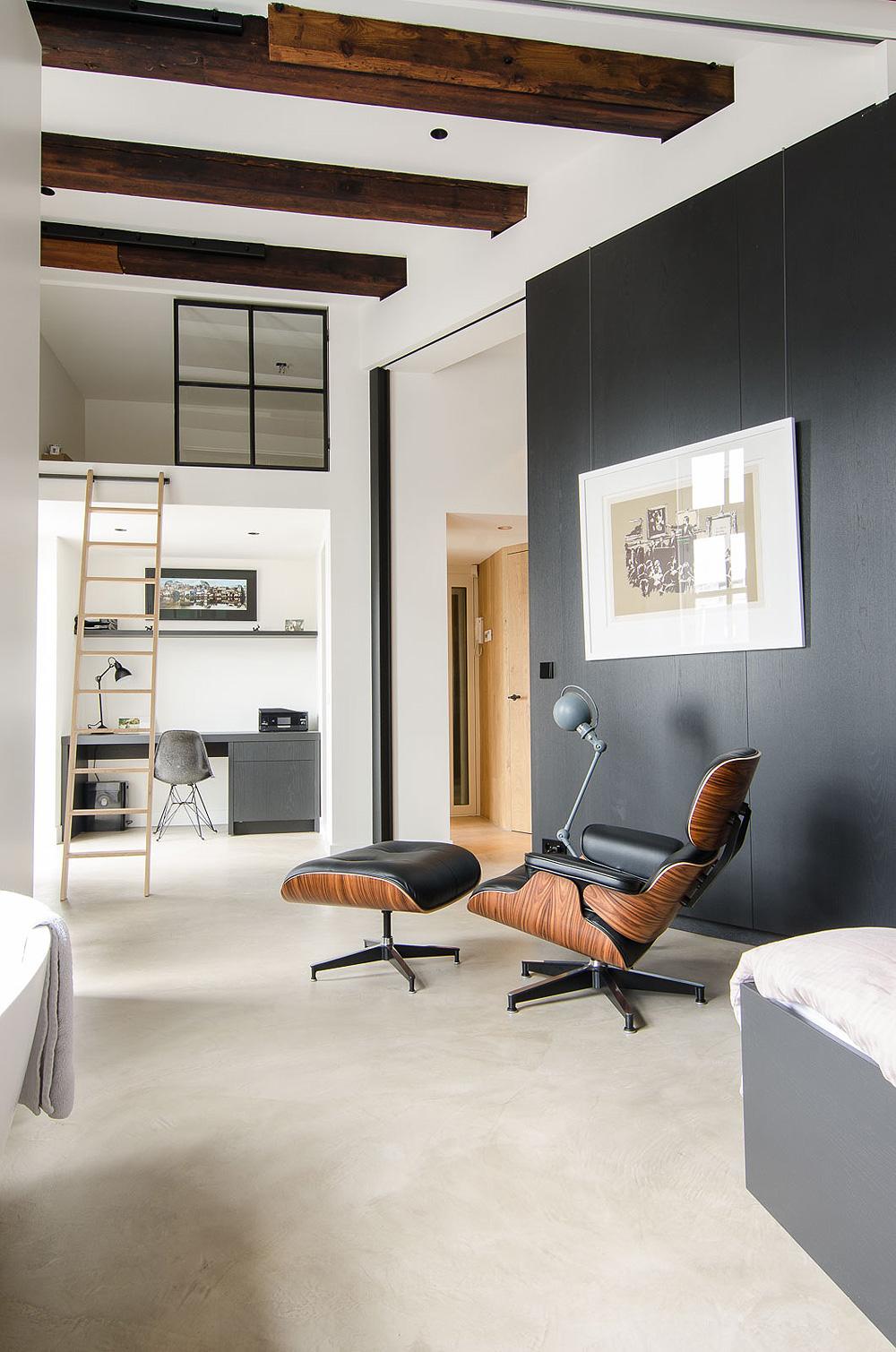 Modern Loft House Plans