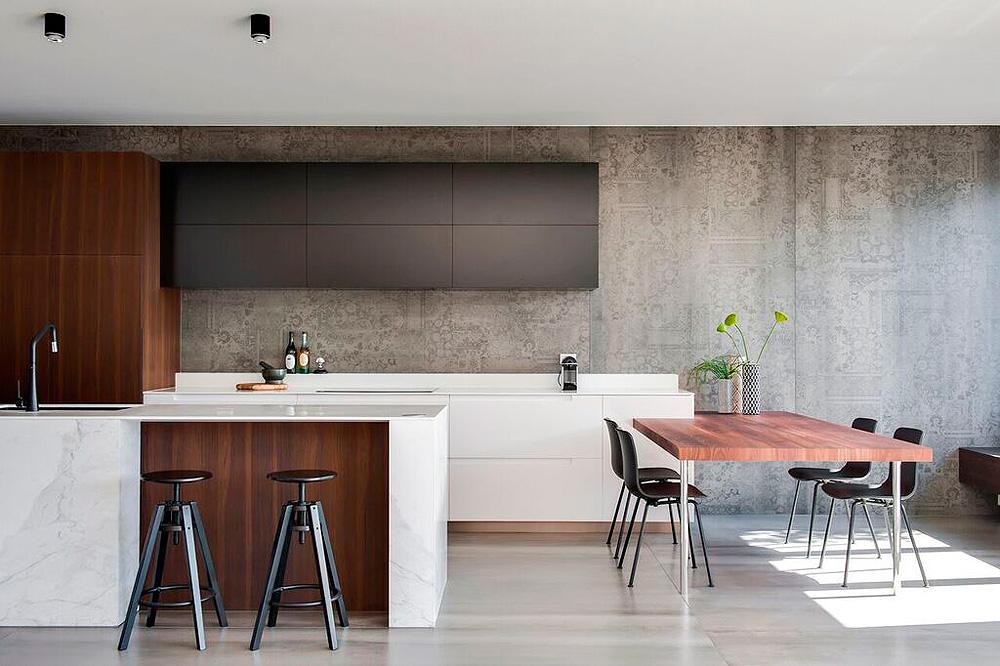 Cocina contempor nea dise ada por minosa design for Cocinas contemporaneas 2015