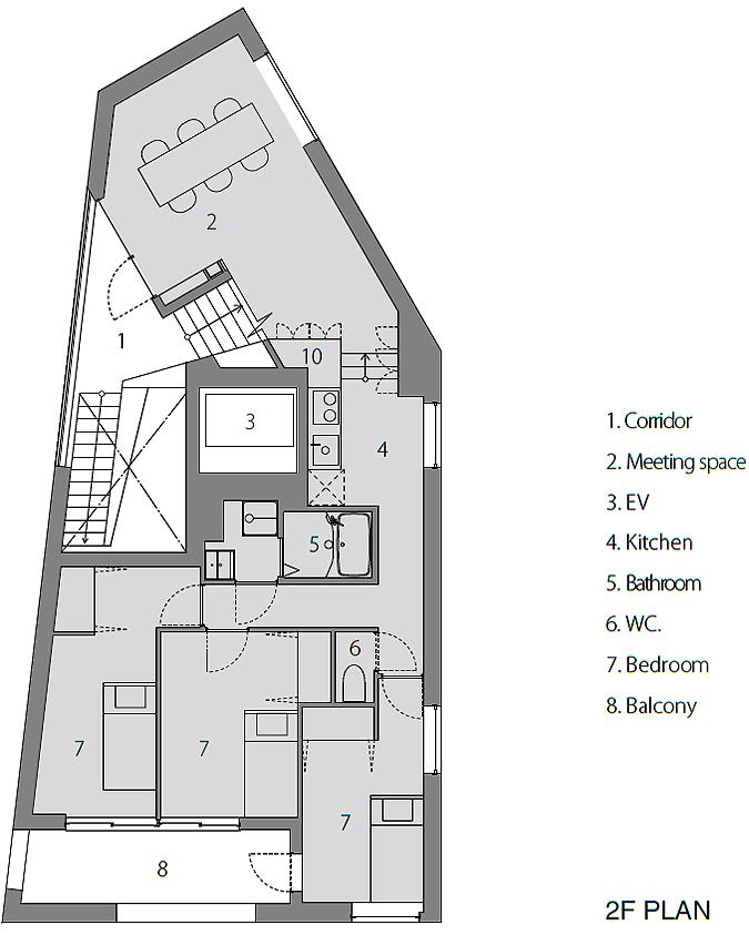 apartamentos-kitasenzoku-tomoyuki-kurokawa (16)