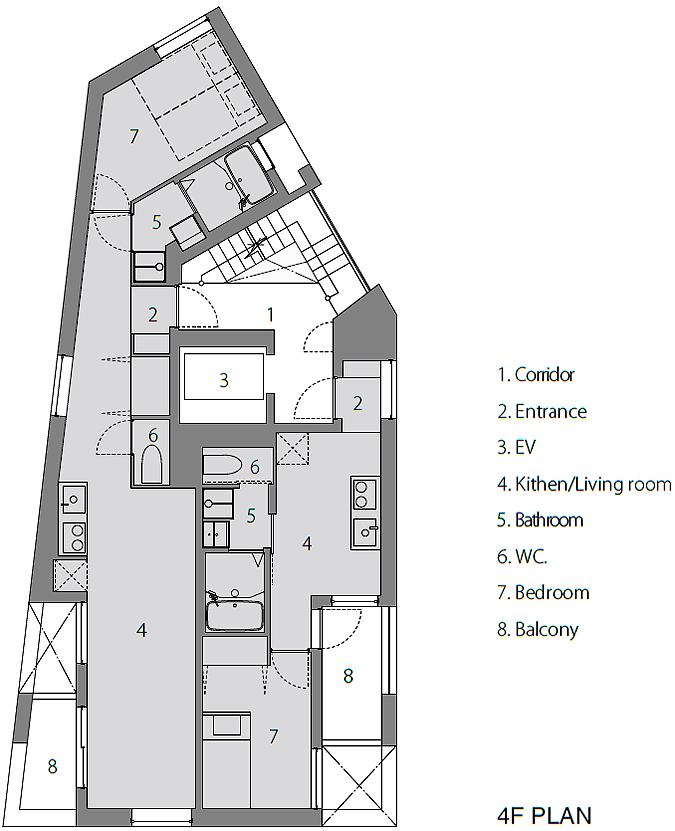 apartamentos-kitasenzoku-tomoyuki-kurokawa (18)