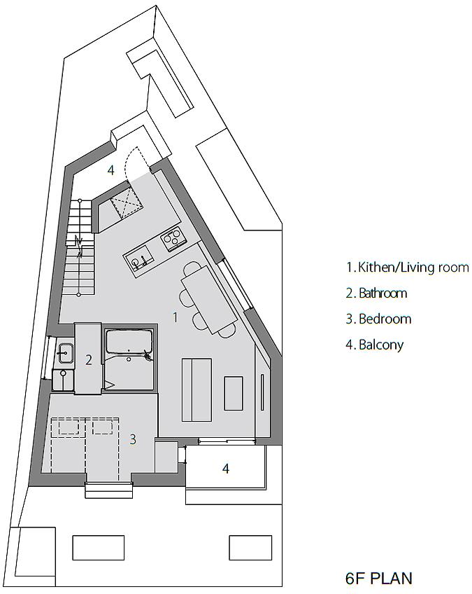 apartamentos-kitasenzoku-tomoyuki-kurokawa (20)
