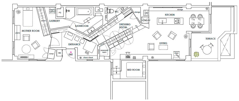 casa-en-Jiyugaoka-airhouse-design-office (20)