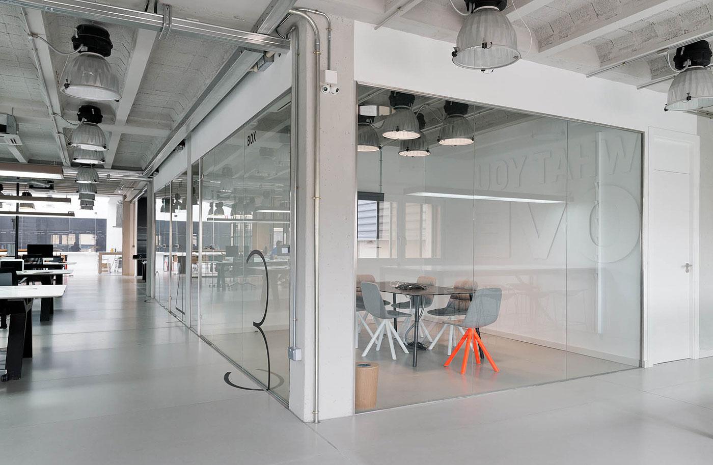 Compac celebra su 40 aniversario con nuevas oficinas for Oficinas modernas 2016