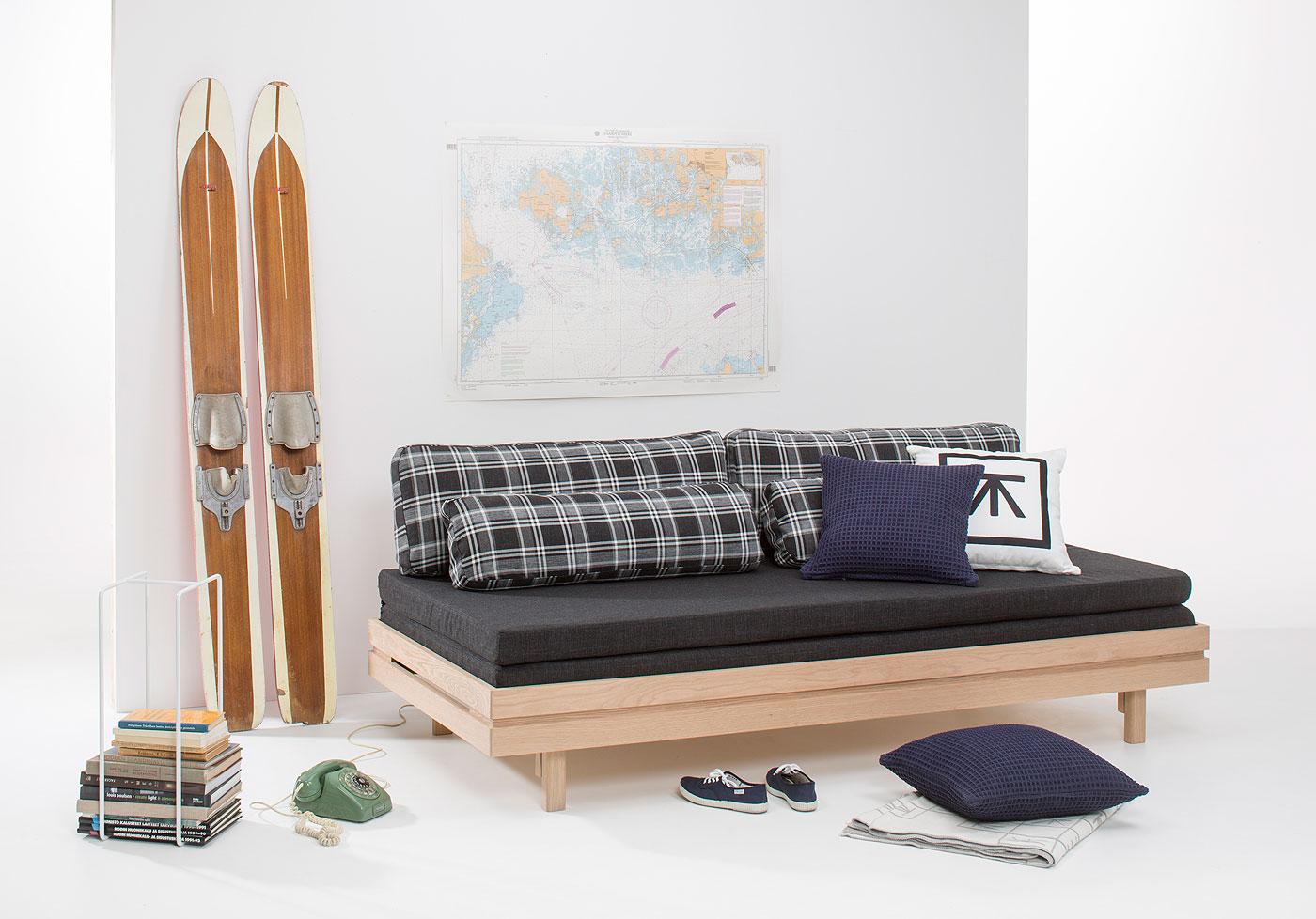 Juvenil sof cama del dise ador finland s tapio anttila - Sofa cama juvenil ...