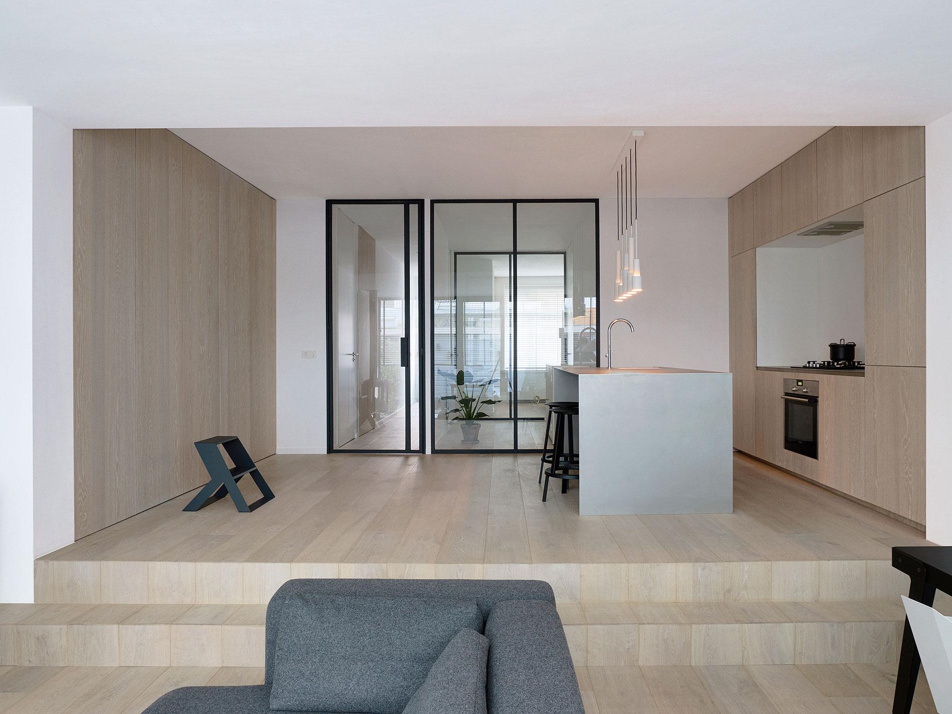 Apartamento en amsterdam dise ado por frederik roij - Apartamentos en amsterdam ...