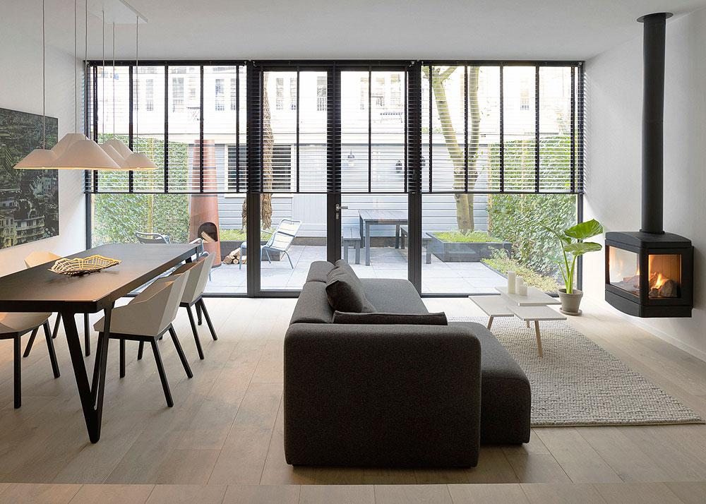 Apartamento En Amsterdam Dise Ado Por Frederik Roij