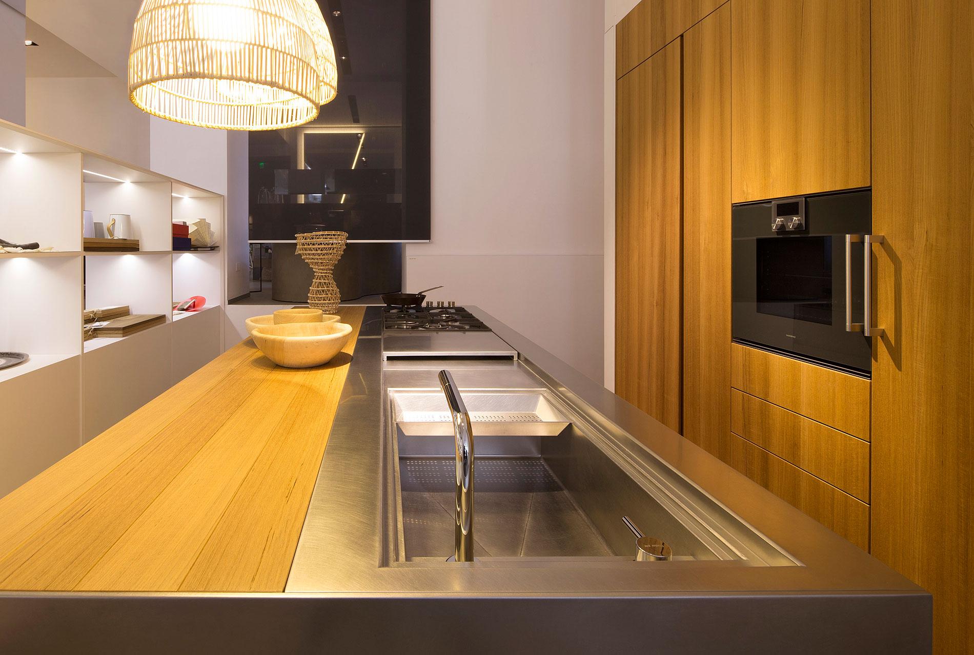 Previa mil n 2016 cocina basik de key cucine for Cucine design 2016