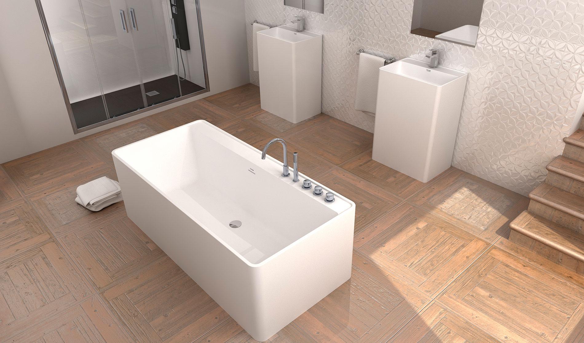 lavamanos cork de clausell studio para sanycces