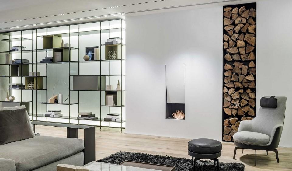 Showrooms archivos interiores minimalistas for Interiores minimalistas 2016