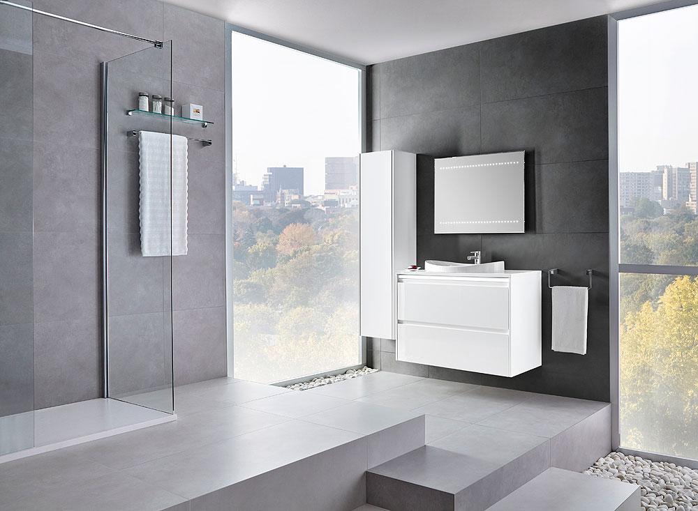 Nueva colección Klea de Gala para baños minimalistas