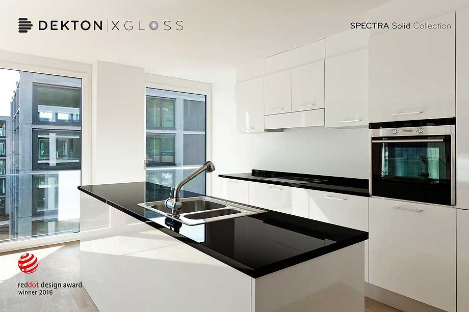 brillo tecnol gico en la nueva serie xgloss de dekton. Black Bedroom Furniture Sets. Home Design Ideas