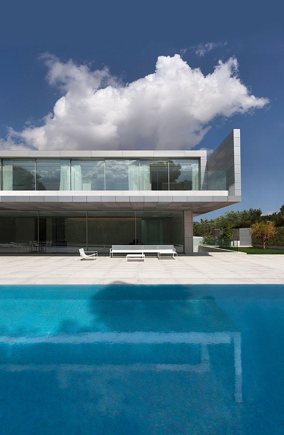La Casa De Aluminio De Fran Silvestre Arquitectos