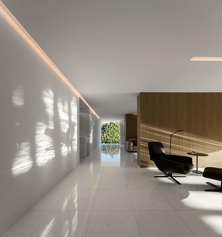 Casa Entre La Pinada De Fran Silvestre Y Alfaro Hofmann