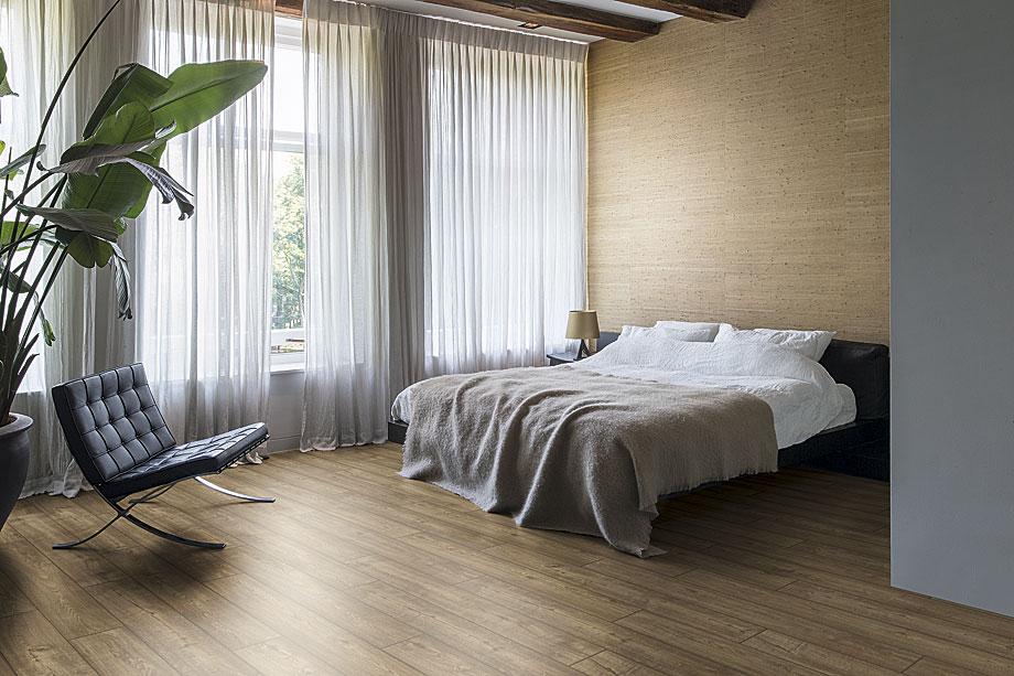 Suelos quick step para ambientes minimalistas for Suelo laminado quick step impressive