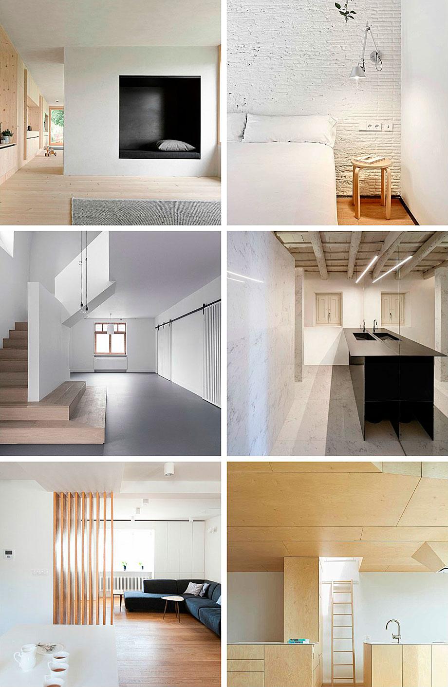 Interiores minimalistas revista online de dise o interior for Interiores minimalistas 2016