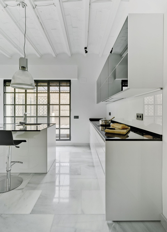 Cocinas archivos interiores minimalistas for Casa minimalista interior cocina