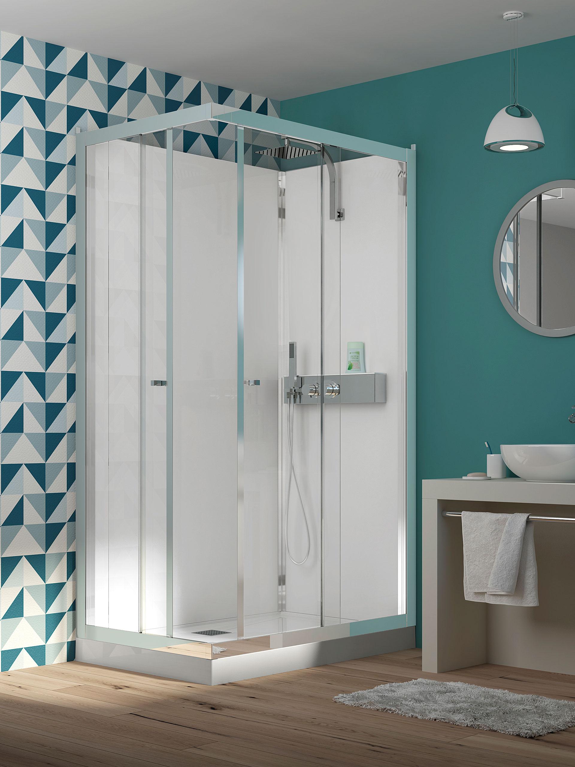cabinas de ducha ikea