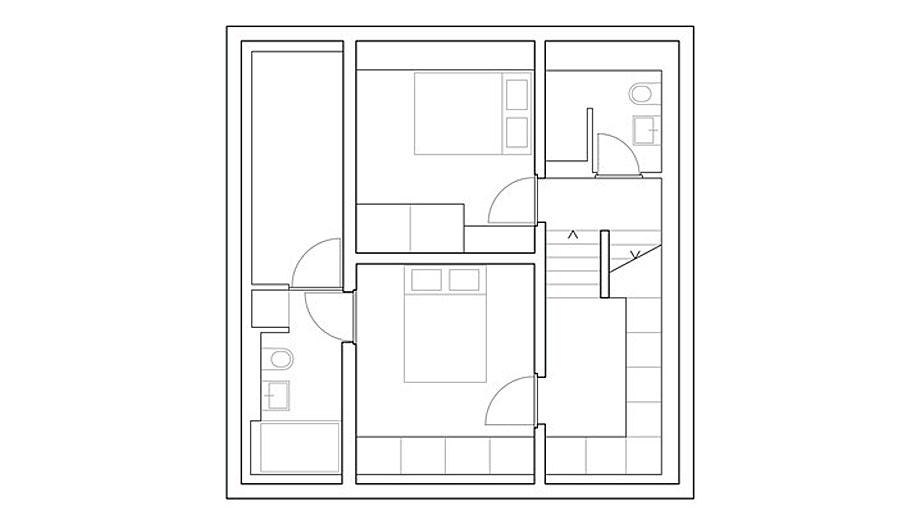 reforma de una casa en la montaña savioz fabrizzi (11)