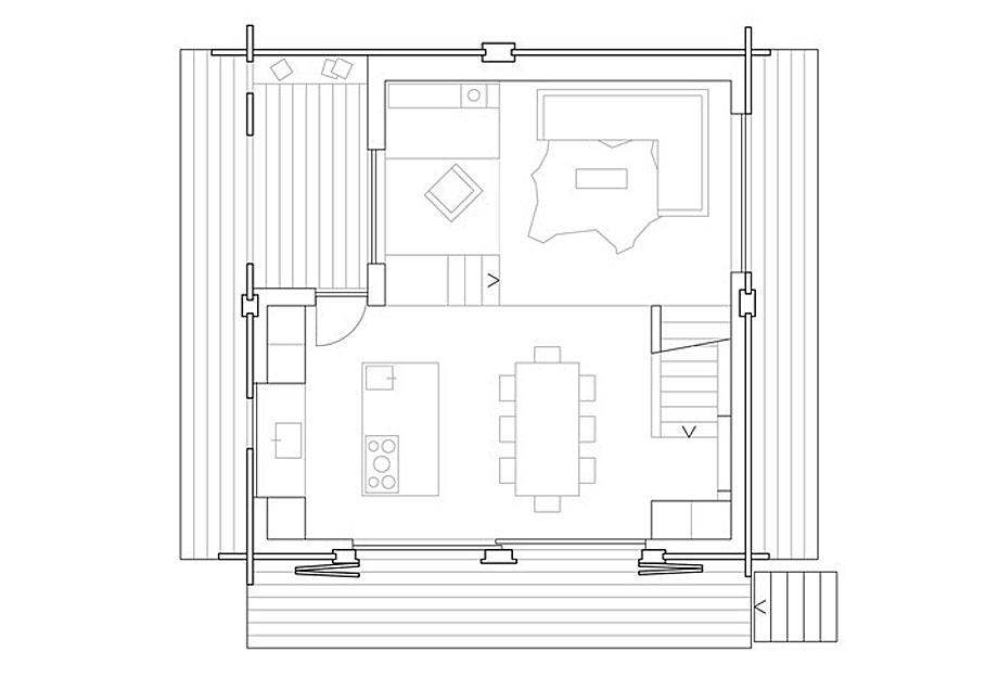 reforma de una casa en la montaña savioz fabrizzi (12)
