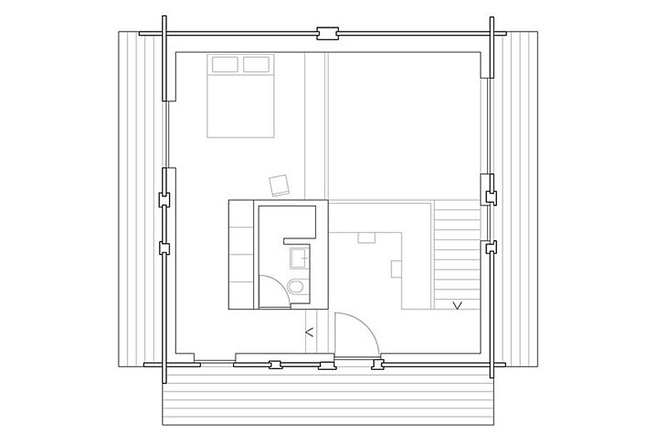 reforma de una casa en la montaña savioz fabrizzi (13)