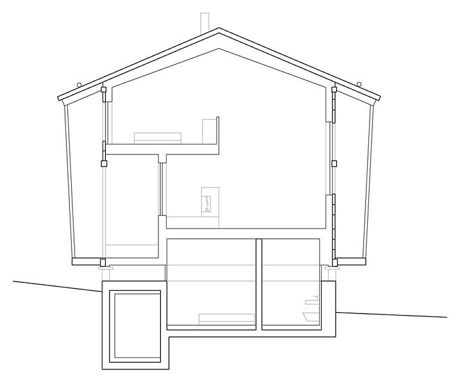 reforma de una casa en la montaña savioz fabrizzi (15)