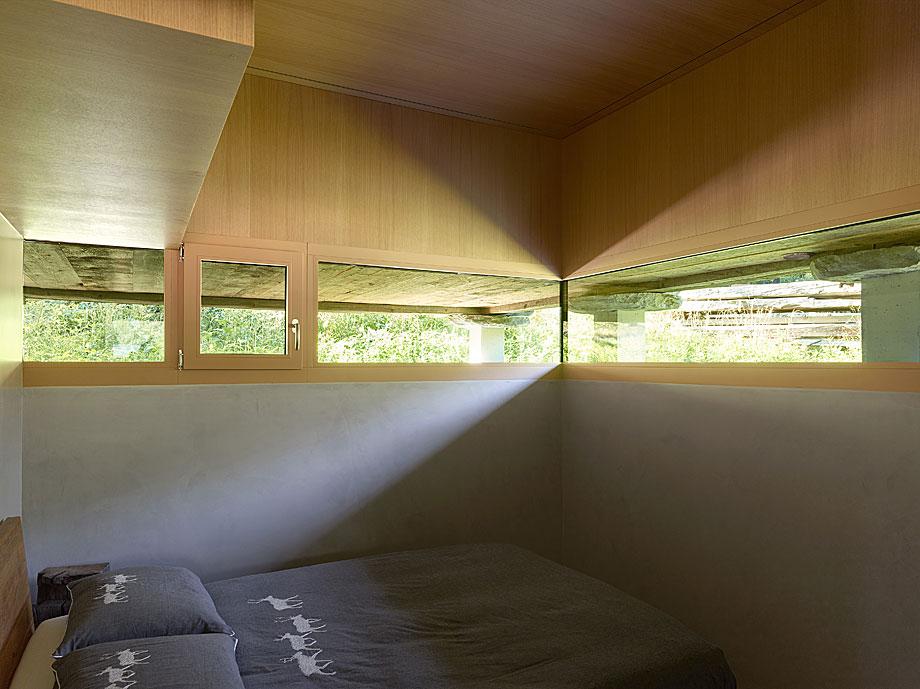 reforma de una casa en la montaña savioz fabrizzi (5)