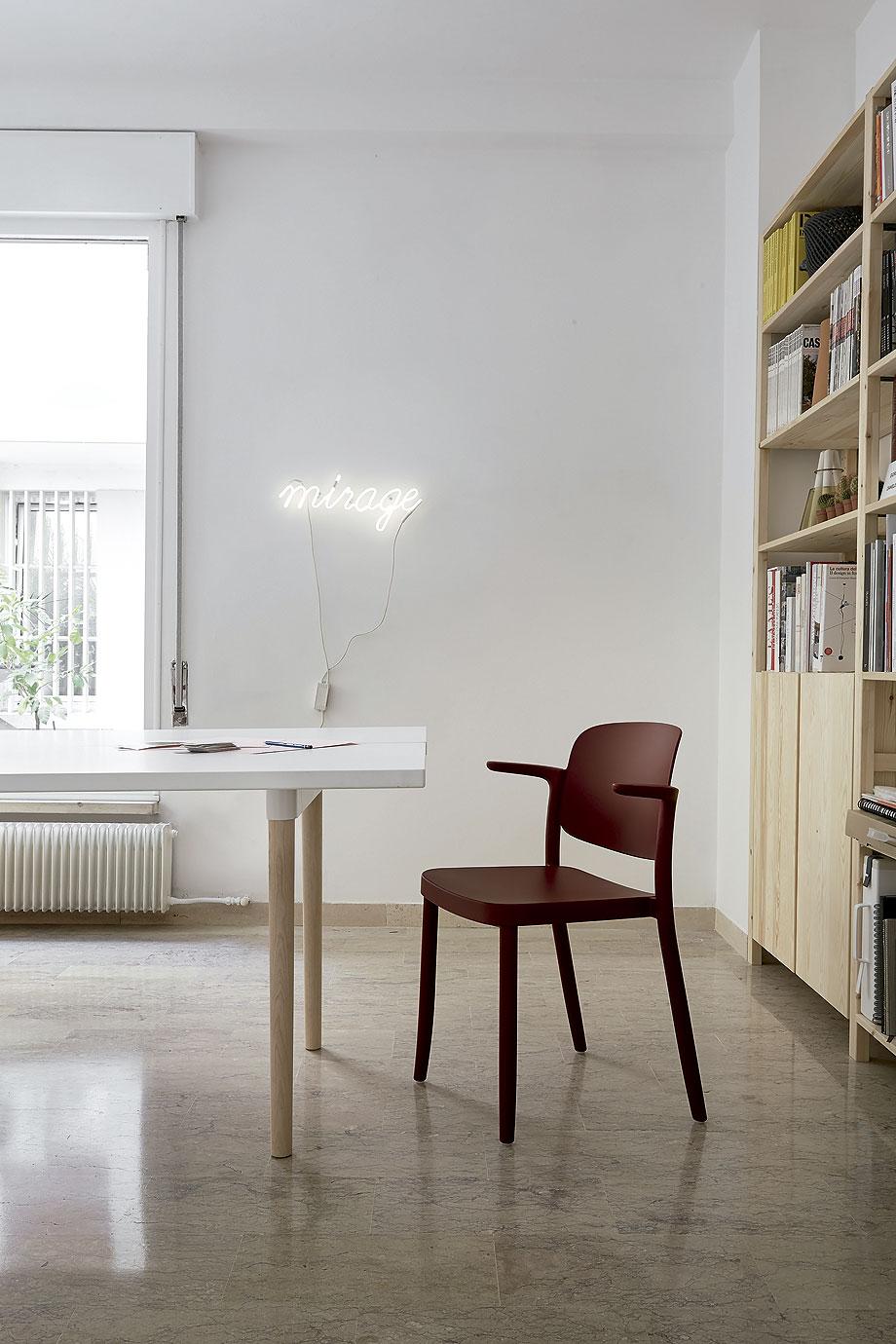 Mobiliario Contempor Neo Para Interior Y Exterior De Colos # Muebles Tubulares Beta