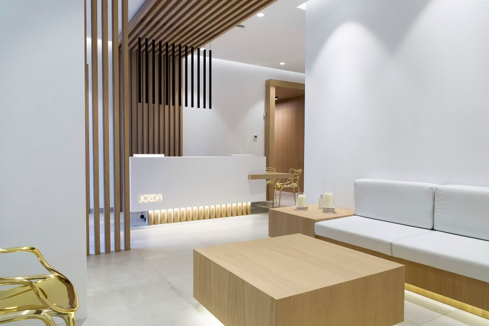 Cl nicas archivos interiores minimalistas for Arquitectura interior sl