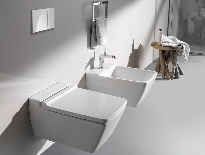Libros en orden interiores minimalistas for Porcelana sanitaria