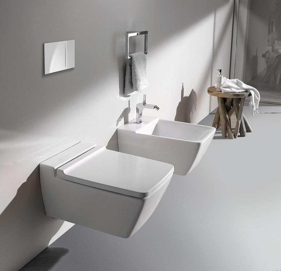 Interiores minimalistas revista online de dise o interior for Porcelana sanitaria