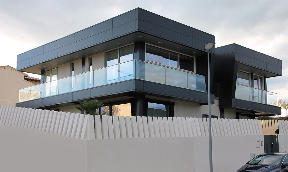 Vipre home casas prefabricadas de hormig n arquitect nico - Casas prefabricadas hormigon barcelona ...