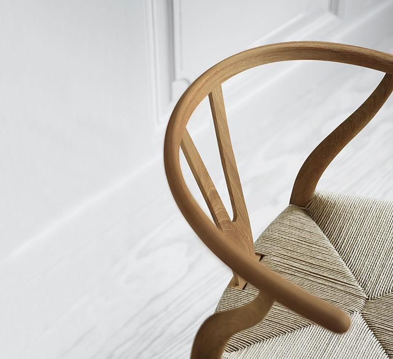 edicion limitada de la silla wishbone chair de carl hansen & son (2)