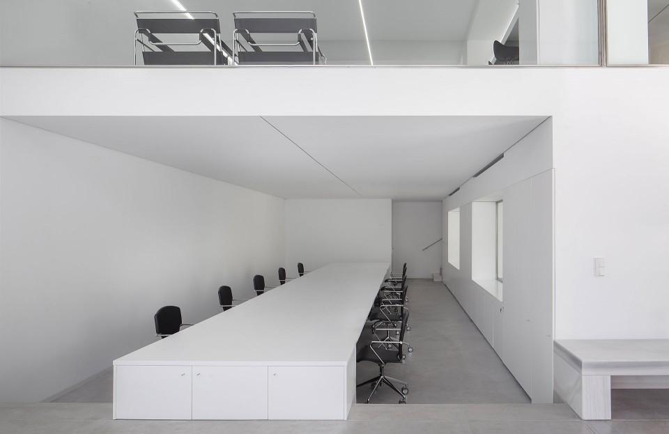 Estudios oficinas archivos interiores minimalistas for Software diseno oficinas