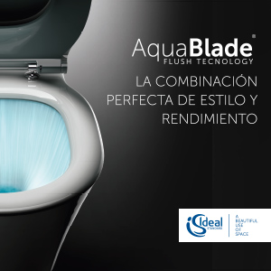 Aquablade de Ideal Standard