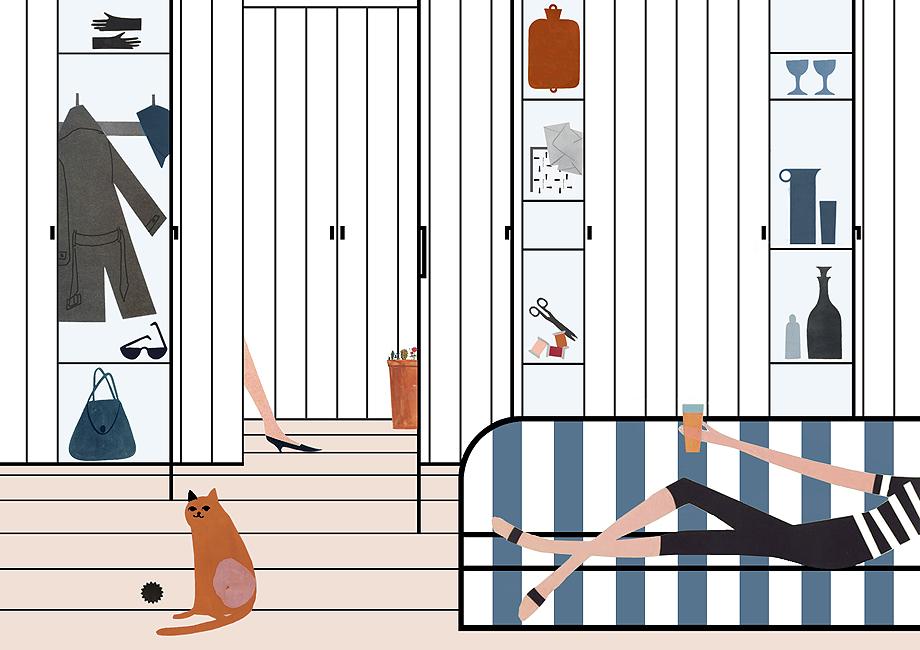 apartamento de vacaciones en liguria por gosplan (12)